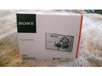 New Sony camera cyber-shot compact