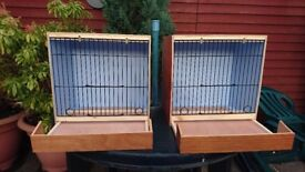 CANARY / MULE CAGES FOR SALE
