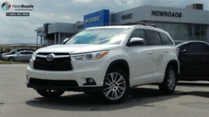 2014 Toyota Highlander XLE, AWD, 7 Pass, ONE OWNER, NO ACCIDENT