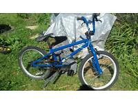 Boys gt bmx bike 20 inch wheels