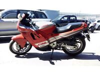 Honda CBR 600 - Will Come With Full MOT