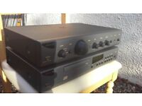 Arcam Alpha 7R Amp & Alpha 7Rse Cd Player for sale