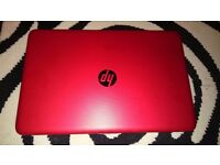 Brand New HP Red Laptop