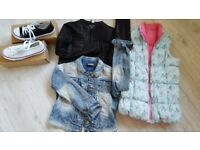 Excellent condition girl's clothes Next, John Lewis, River Island, Monsoon & Zara