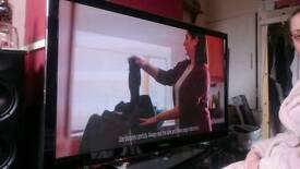 "Massive 58"" Samsung HD smart tv"