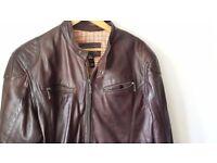 Aviatic Leather jacket