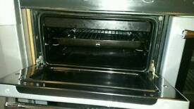 Country chef Double oven and gas hobs excellent condition