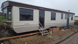 2 Bed mobile home on family farm ALL INCLUDED near Canterbury