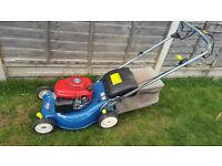 HONDA IZY 18inch self propelled lawn mower