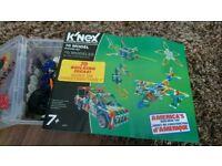 Small box of Knex