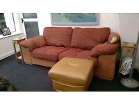 Very comfortable 3 seater sofa.