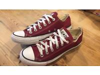 Men's size 7/ Woman's size 9 converse for sale, like new only worn a few times. £25 ono