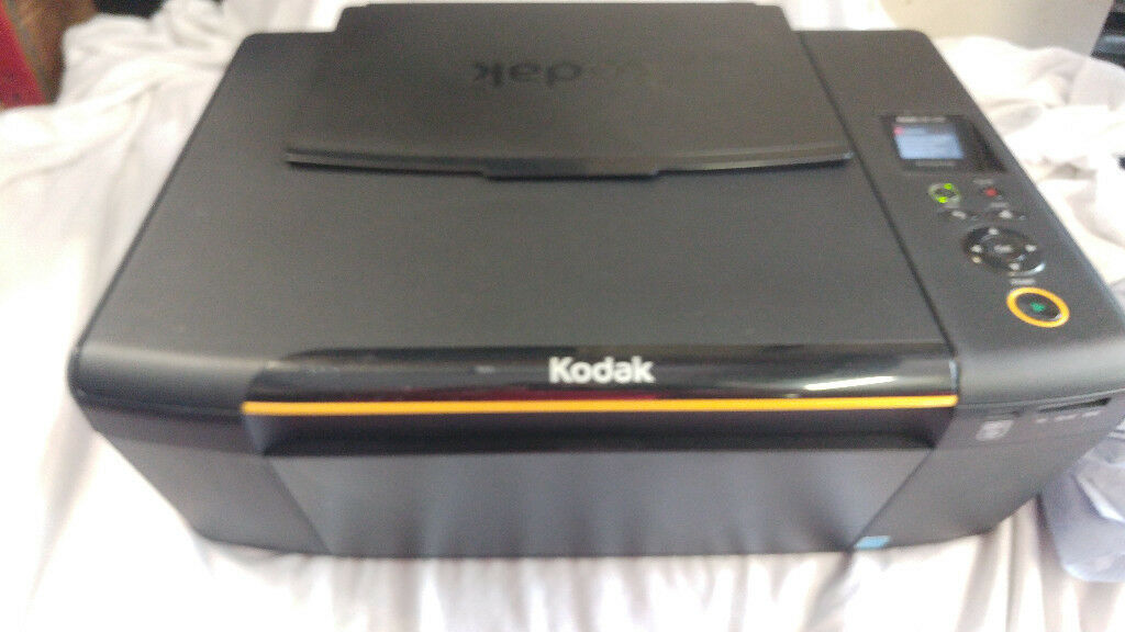 kodak esp c310 all in one inkjet printer not working loads extras 3