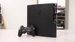 120GB Sony PS3 Slim System