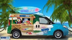 FRANCHISE KONA ICE CANADA - JOIN THE EXPERIENCE. ACT NOW AND OPEN SPRING 2018