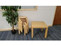 IKEA LACK coffee reception tables £5 NO OFFER
