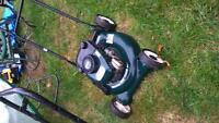 craftsman 6.0 hp mulchEr lawnmower