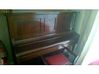 Russell & Russell Upright Piano