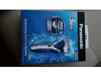 New Panasonic wet/dry shaver