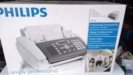Philips IPF555 Fax Machine