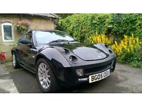 Smart Roadster Coupe 0.7L