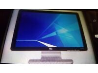 Very cheap. HP Monitor. Brand New boxed. Collect today text me