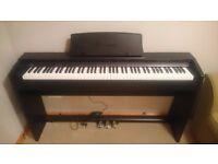 Casio Privia PX735 digital piano in MINT condition