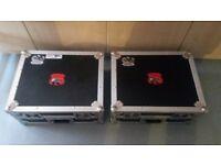 Technics 1210/1200 Flight Cases.