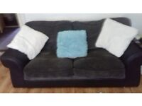 3 seater and a 2 seater sofas