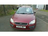 2005 FORD FOCUS 1.8TDCI GUIA MOT AND WARRANTY