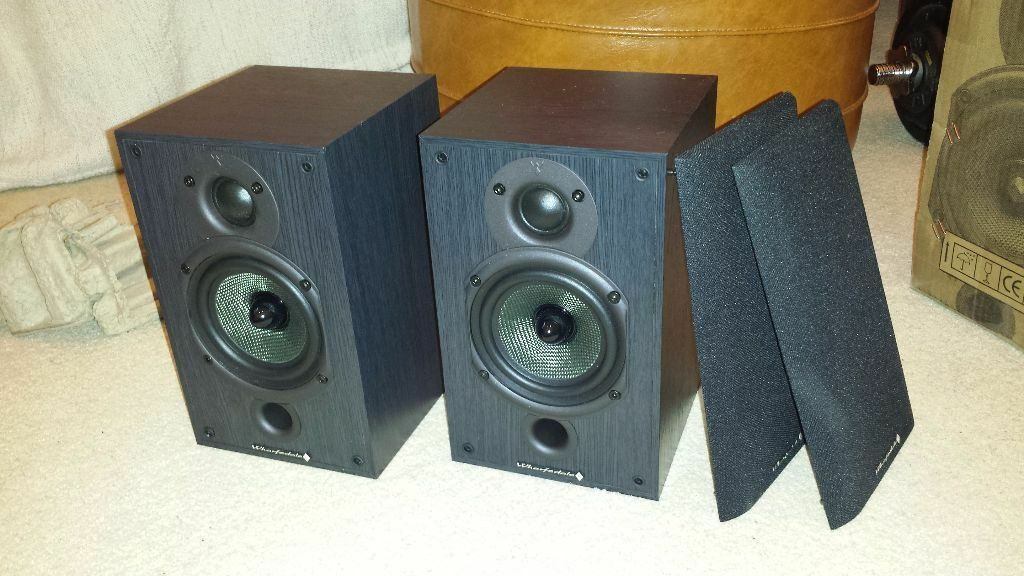Wharfedale Diamond 9 0 Speakers New And Unused In
