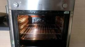 CDA Fitted Electric Oven