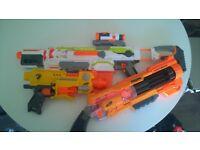 Nerf Guns & Accessories