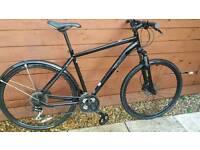 Specialized Cross Trail Hybrid Bike - Hydraulic Disc Brakes