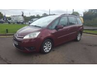 AUTOMATIC 7 SEATER 1.6 HDI DIESEL PERFECT CITROEN GRAND PICASSO C4 VTR+ 2007