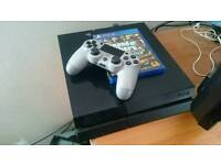 PlayStation 4 + Gta 5 + Anniversary Controller