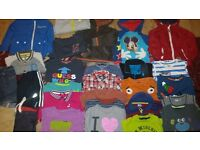 Boys bundle of clothes 2-3 years