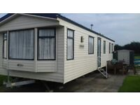 Private Static Caravan for Sale on Sunnydale Holiday Park near Mablethorpe Lincolnshire Coast