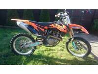 KTM 450 sxf 2013 swap for trial