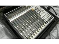 Phonic 1860 II powered mixer in great condition