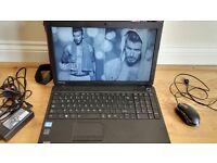 Toshiba Satellite C50 Laptop With accessories