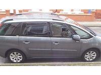 Sale CITROEN C4 GRAND PICASSO 7 SEAT EXCLUSIVE 2.0 HDI 09 FOR SALE
