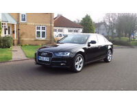 AUDI A4 2.0 TDI SE TECHNIK 4d AUTO 141 BHP Timing Belt and water pump changed 1 OWNER FROM NEW