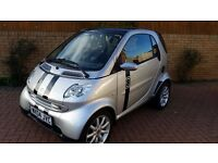 Smart car fortwo pristine low milage long mot lots of extras