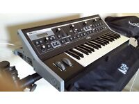 Moog Little Phatty Analogue Synth - never gigged