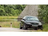 Audi A4 1.8t quattro 163 bhp