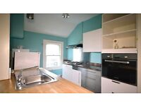 2 bedroom spacious flat with open plan kitchen
