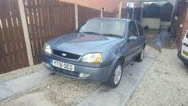 Ford Fiesta 1.25 16v Freestyle