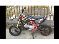 Pit bike 140