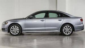 2016 Audi A6 3.0T Progressiv quattro 8sp Tiptronic